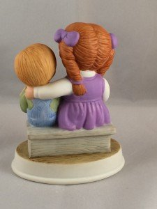 1991 Our Special Story Avon Figurine