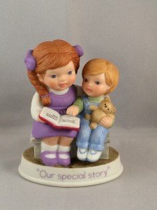 1991 Our Special Story  Figurine