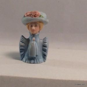 1890 Avon Fashion Thimble