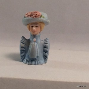 1890 Avon Fashion Thimble