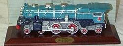 1991 Blue Comet Hartford Porcelain Train- Lionel Classic w/Box