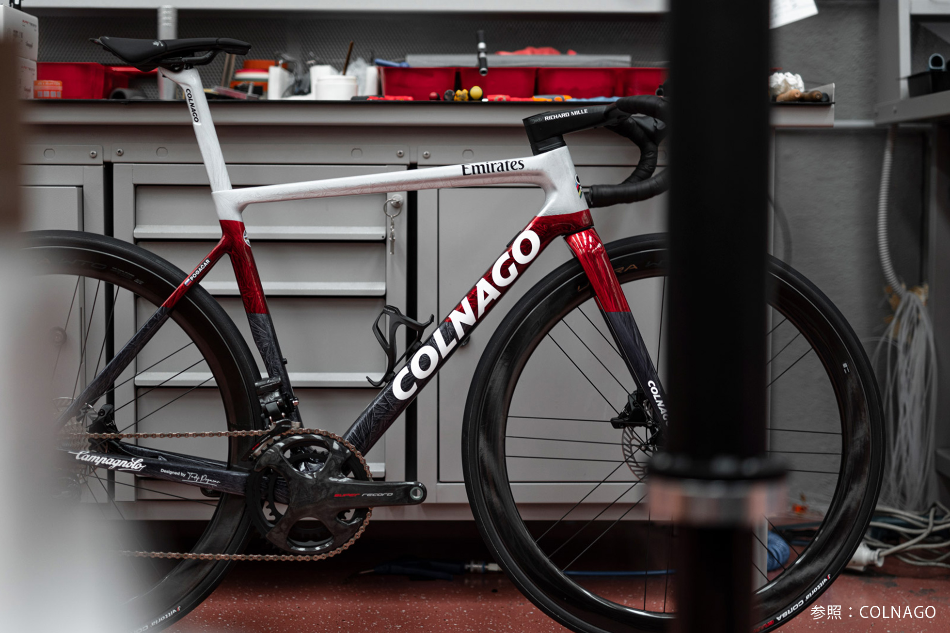 2022 COLNAGO Ice & Fire V3 Rs