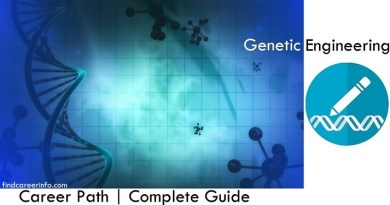 Genetic Engineering career path
