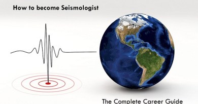 Seismologist Career Path