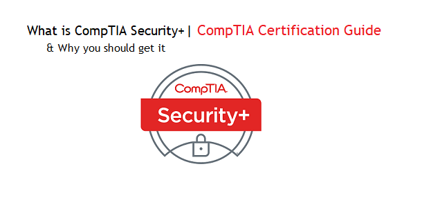 What is CompTIA Security