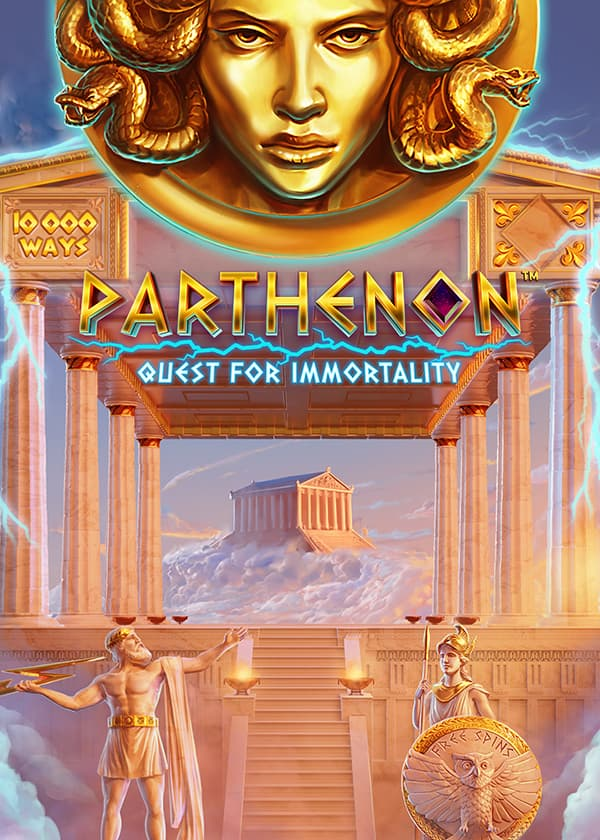 Parthenon: Quest for Immortality™ by NetEnt Games