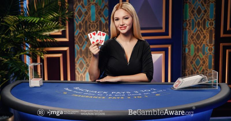 PRAGMATIC PLAY EXPANDS AZURE RANGE WITH 10 NEW BLACKJACK TABLES