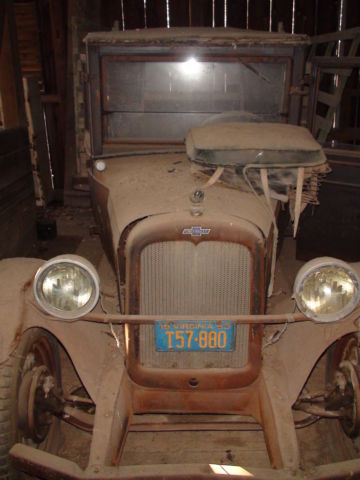 Chevrolet Other Truck 1928 For Sale 12lp 2698 1928 Chevy Capitol Lp Series 1 Ton Utility