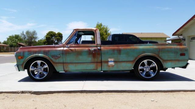 1979 Chevy Truck Gauges