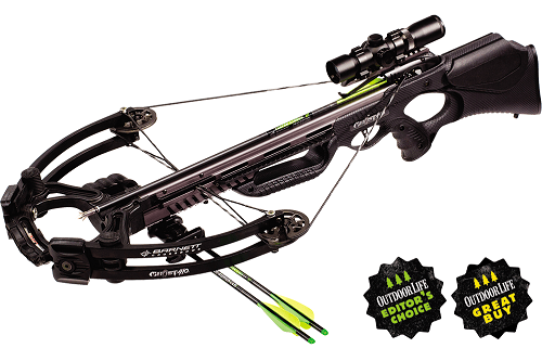 Barnett Ghost 410 CRT Crossbow