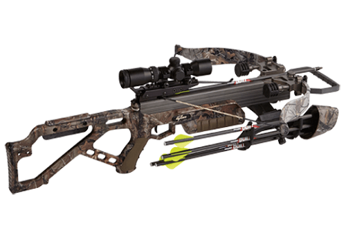 Excalibur Crossbow Micro 335 Crossbow On White Background