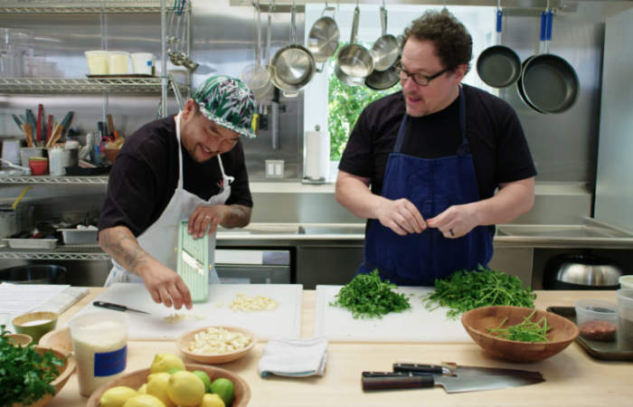 The Chef Show, la serie de Netflix donde verás en la mesa a Iron Man