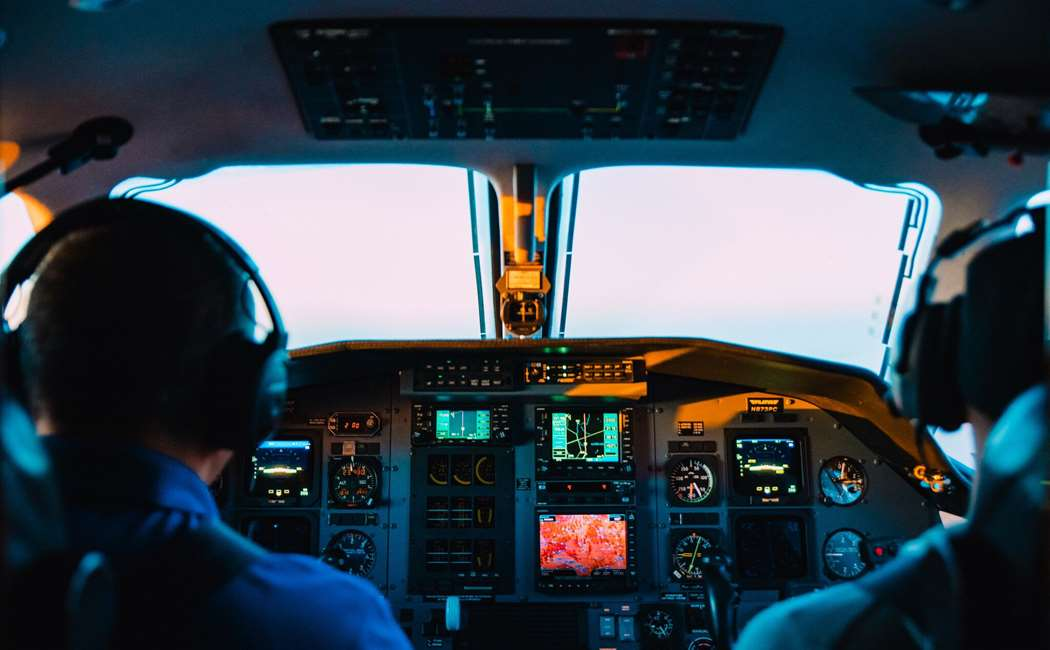 B747 Flysimulator - 6 personer Image