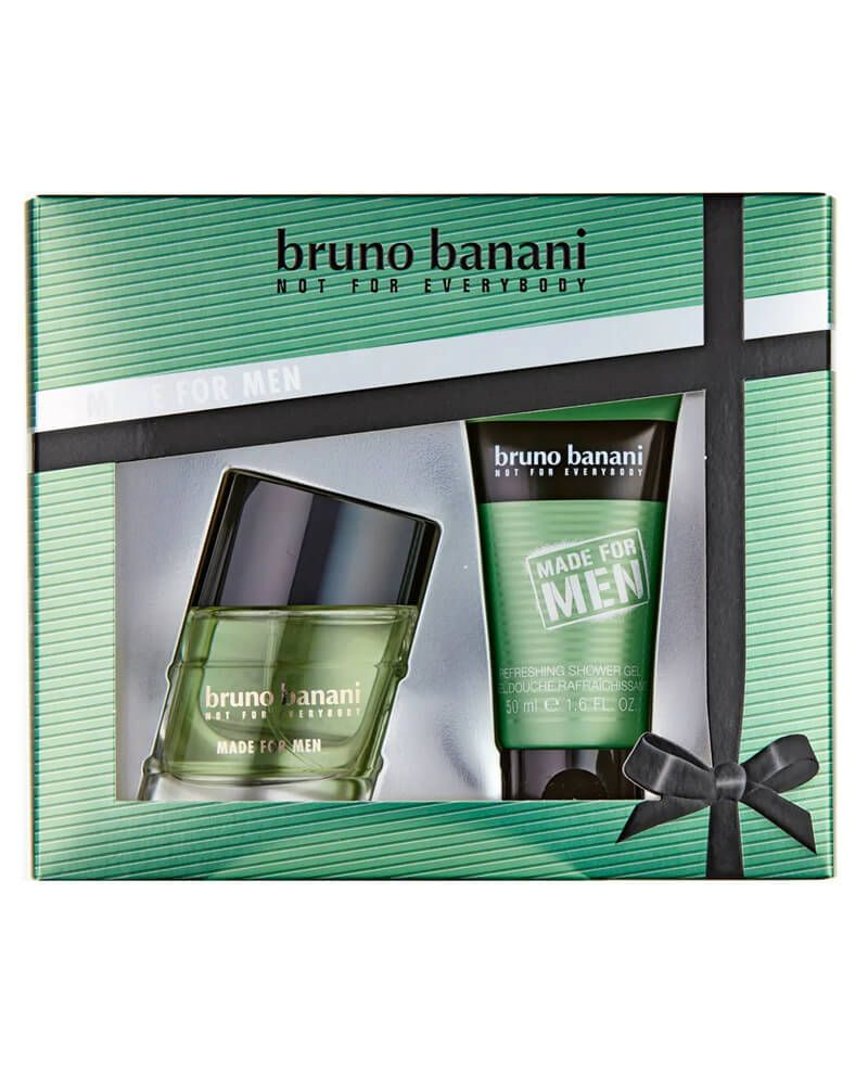 BRUNO BANANI Made For Men Gift Box Image