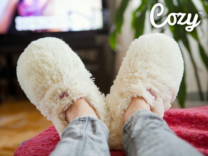 Cozy Slippers Mikroovnssutsko Image