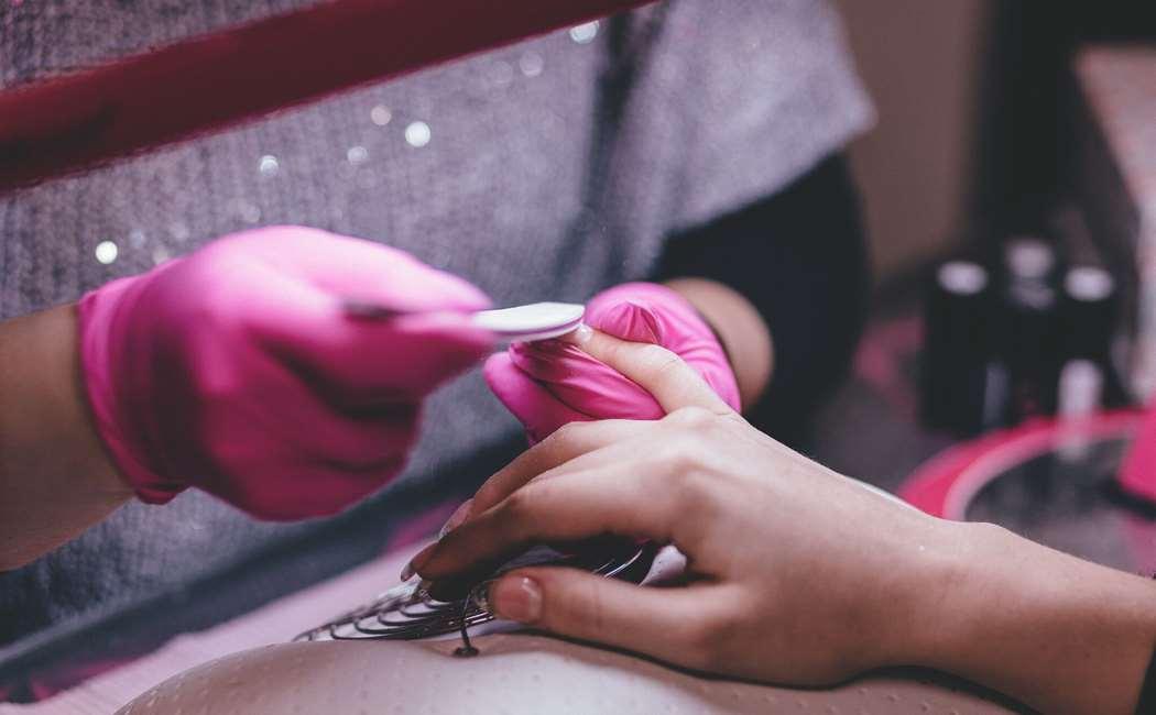 Luksus manicure og pedicure Image