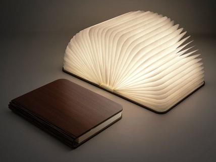 Mood Book Lamp Image