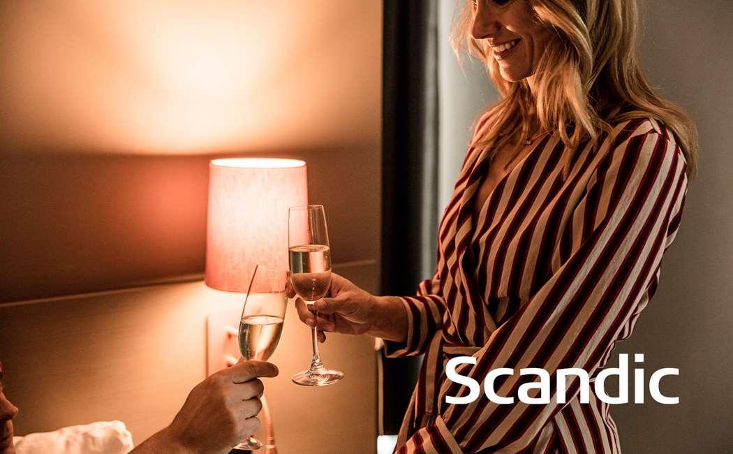 Romantisk hotelophold hos Scandic Image