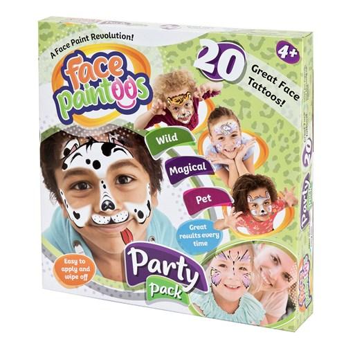 Ansigtsfarve & legetøjs sminke Image