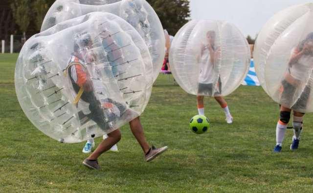 BUMPERZ - Sjov bubblefodbold Image