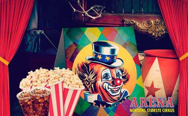 Cirkus for 2 Image