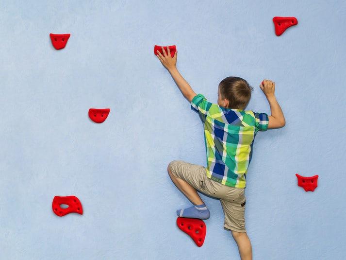 Ergo Holds klatregreb til børn Image