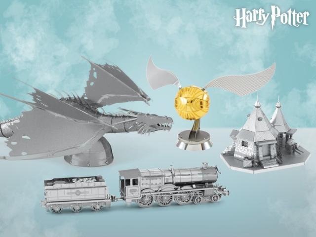 Harry Potter Metalmodeller Image
