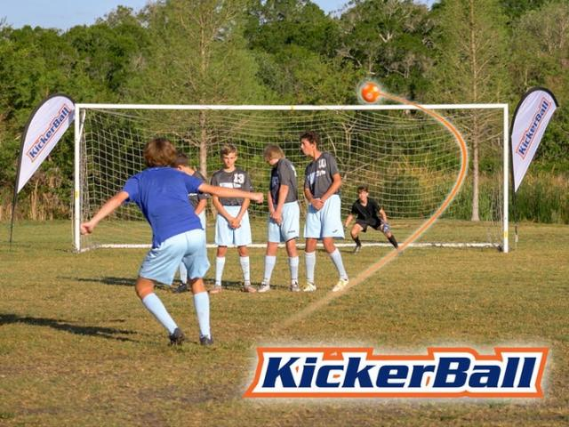 KickerBall trickfodbold Image