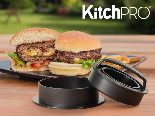 KitchPro® Hamburgerpresser Image