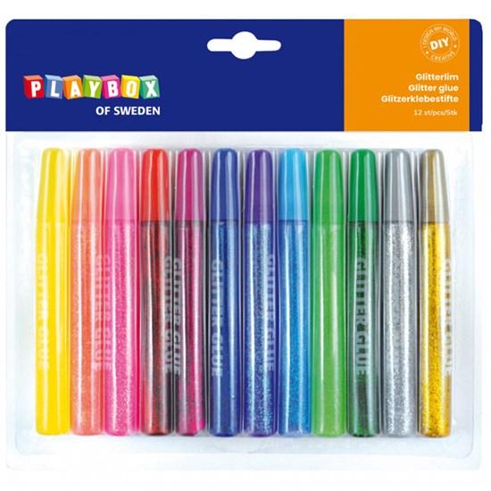 Kuglepenne, pensler & farveblyanter Image