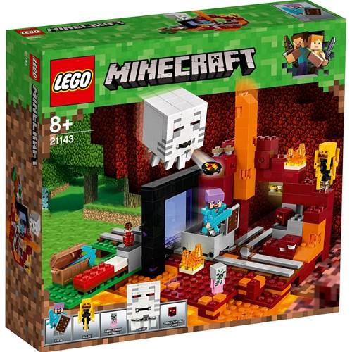 LEGO Minecraft Image