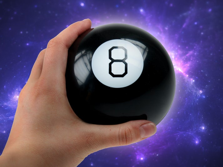 Mystic 8 Ball Image