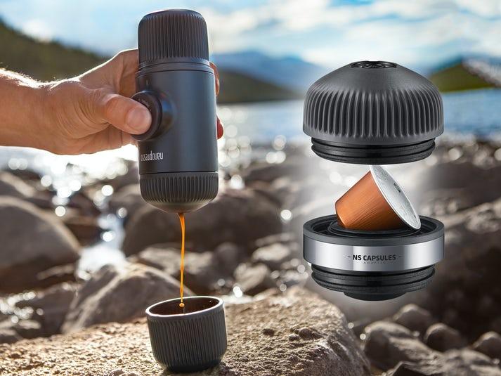 Nanopresso NS Portabelt Espresso-sæt Image