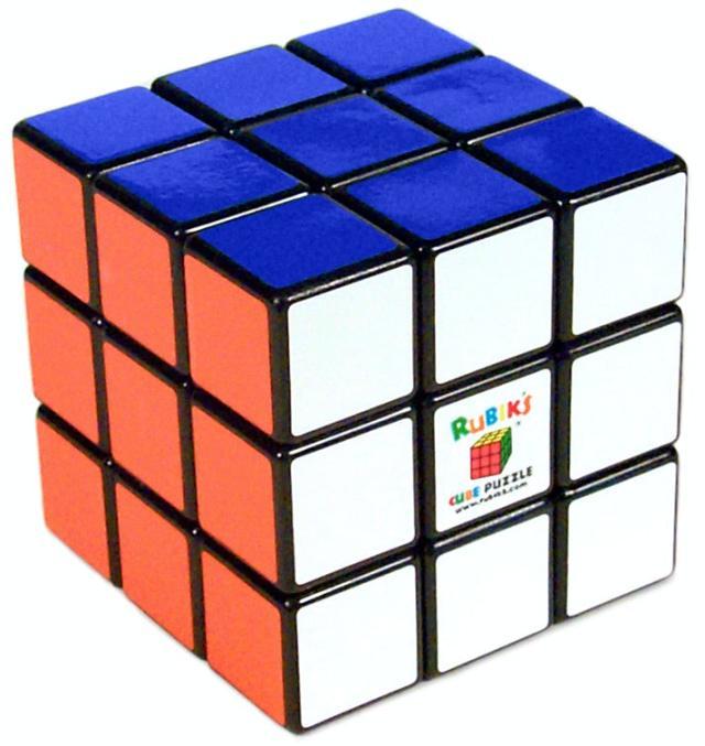 Rubiks terning Image
