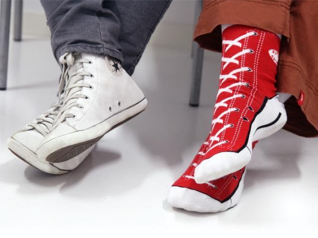 Sneaker Socks Image