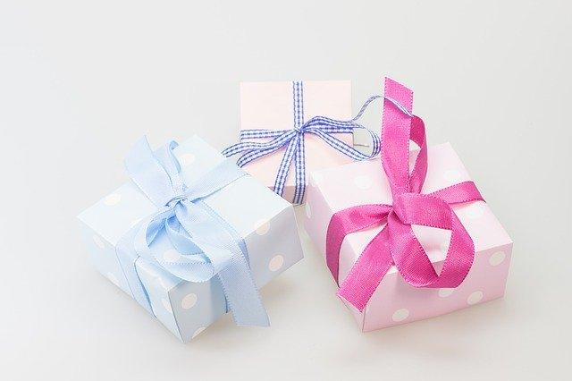 gave til moster