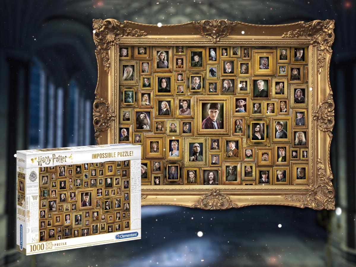 Harry Potter Umulig Puslespil Image