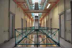 Horsens statsfængsel, FÆNGSLET - Romantisk weekendophold