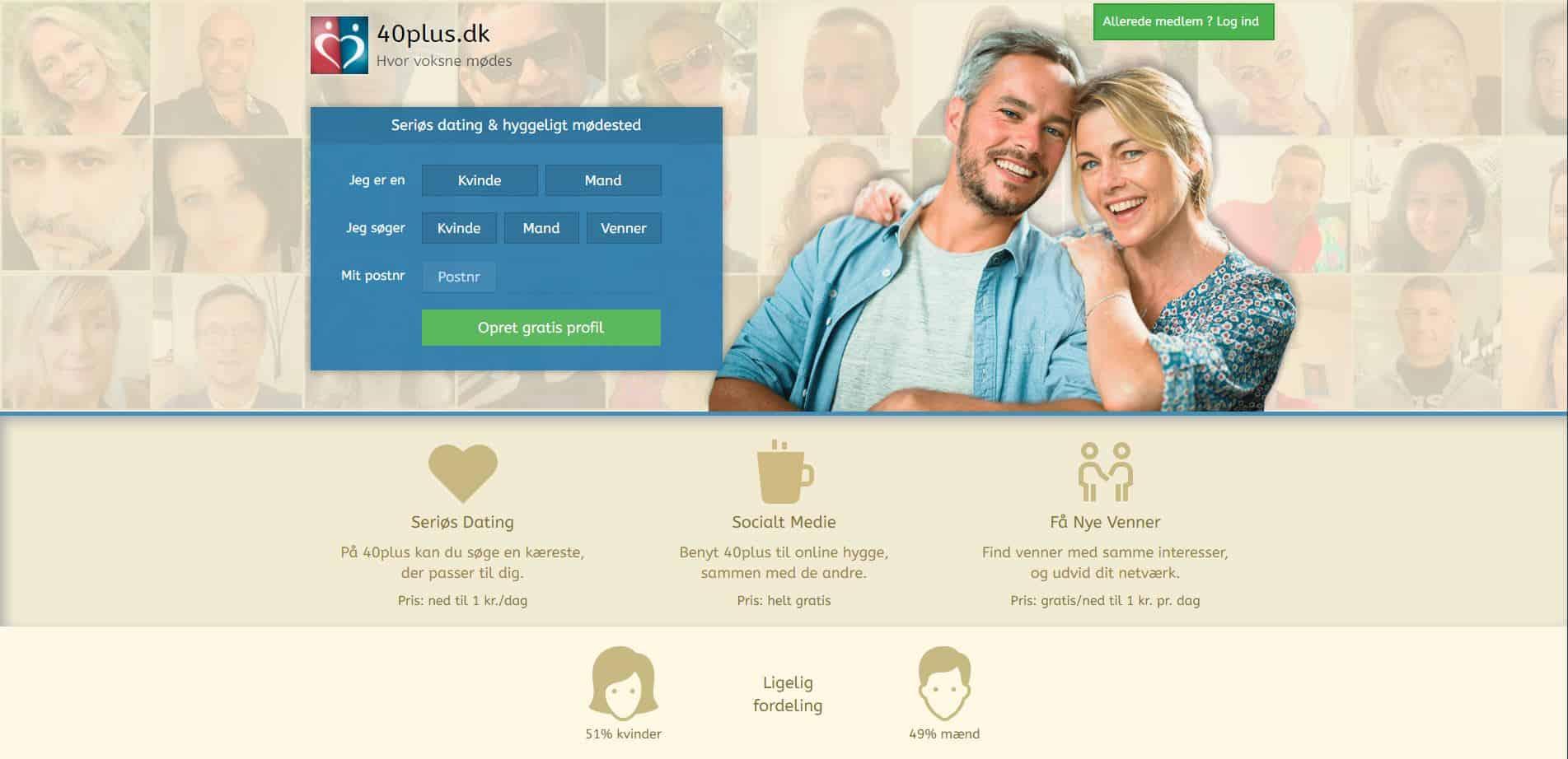 Kvinder 50 Senior Dating Danmark