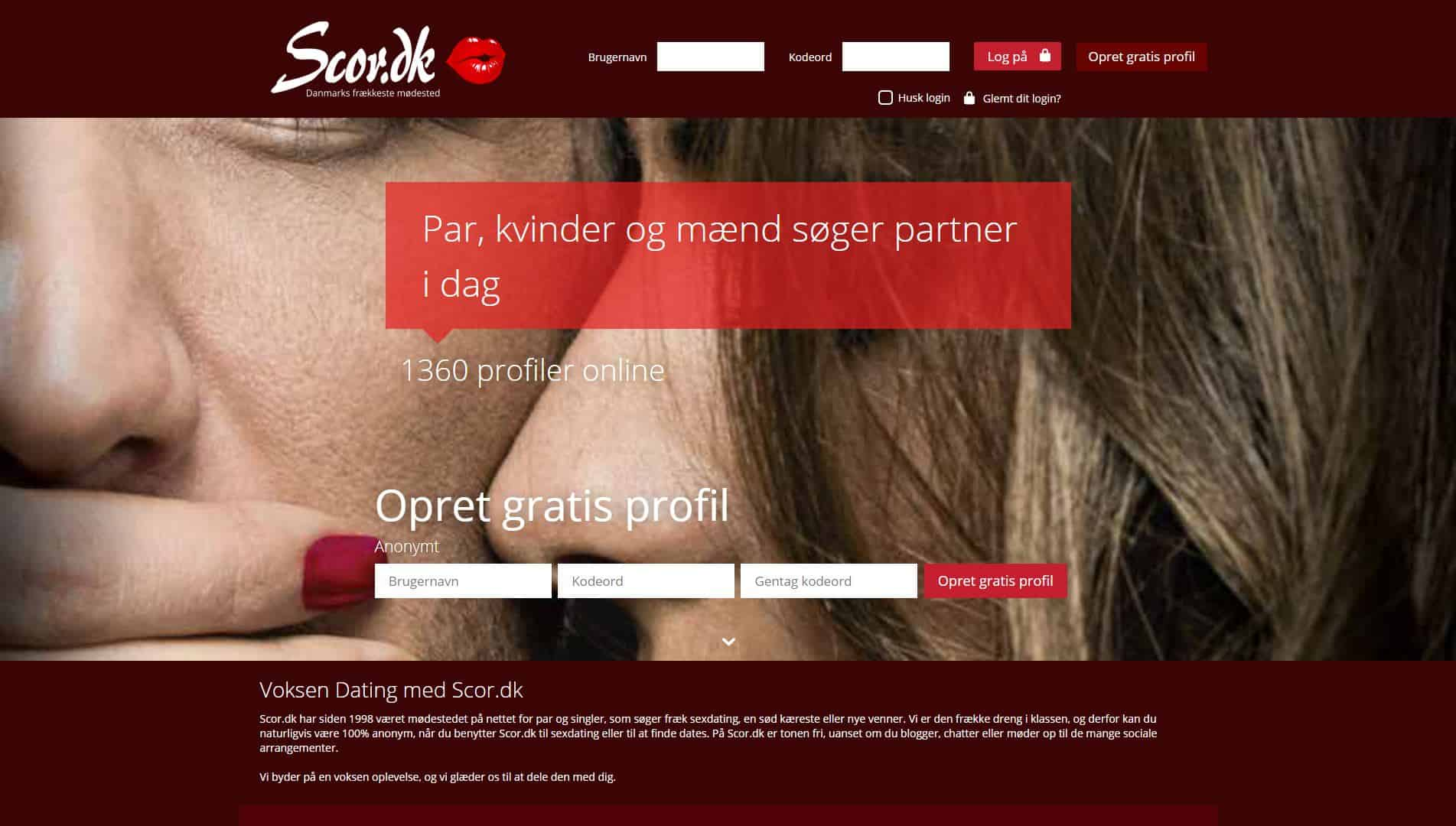 Single forældre dating scor dating dk