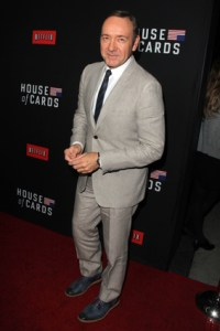 "at the Netflix ""House of Cards"" Season 2 Special Screening, DGA, Los Angeles, CA 02-13-14"