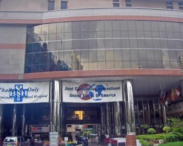 Thailand's Bumrungrad Hospital