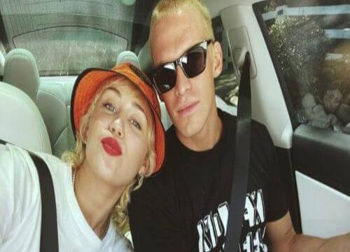 Cody Simpson Shares a Photo With 'Best Friend' Miley Cyrus