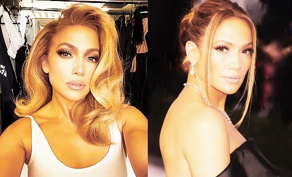 How to recreate Jennifer Lopez's bombshell hairstyle