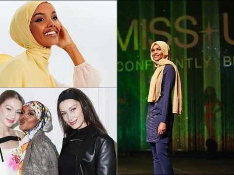 Halima Aden quits fashion industry, Rihanna-Bella Hadid-Gigi Hadid support hijab-wearing American supermodel