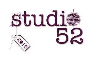 studio 52 title card