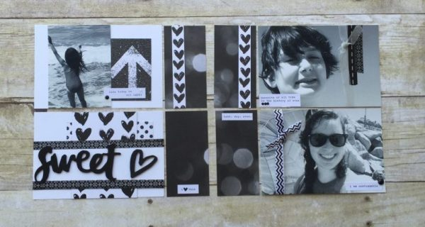 Noir Memory Album