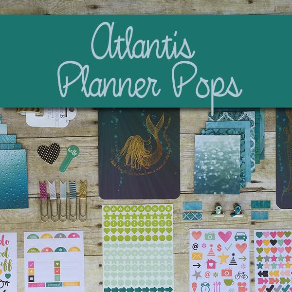 Atlantis Planner Pops