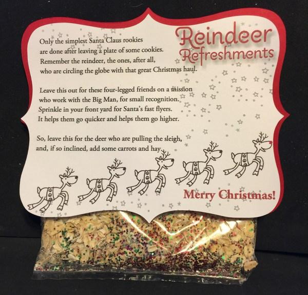 Reindeer Refreshments Image