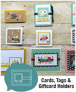 Shopping Category - Cards, Tags & Giftcard Holders